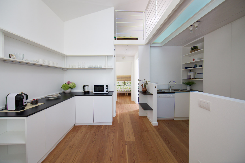 Küche Und Arbeitsfläche